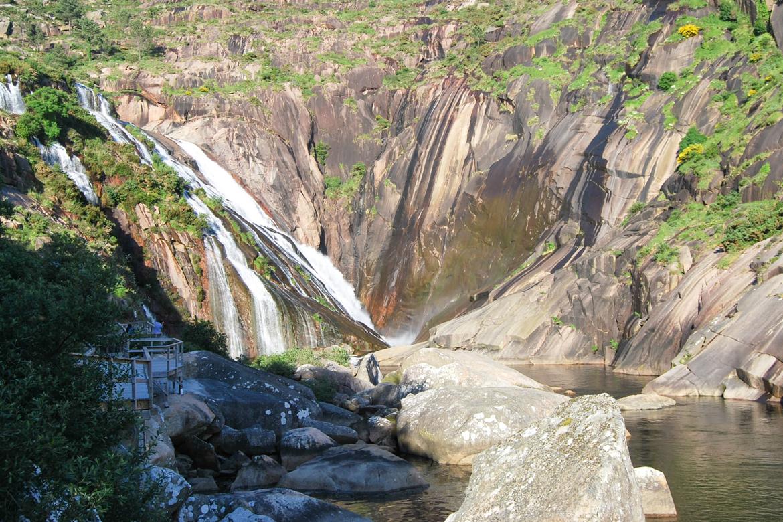 Cascada de Ézaro