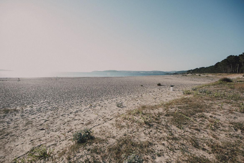 Playa de O Lago