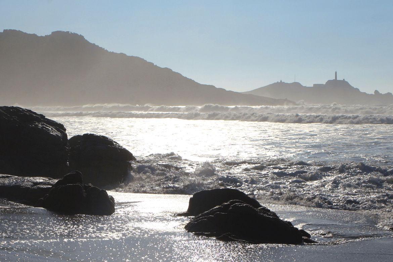 Cabo Vilán desde Playa Reira